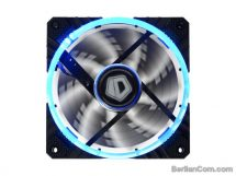ID-COOLING CF-12025B 120mm Concentric Blue LED PWM Fan
