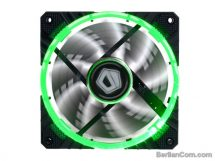 ID-COOLING CF-12025G 120mm Concentric Green LED PWM Fan