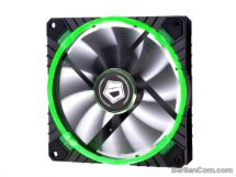 ID-COOLING CF-14025G 140mm Concentric Green LED PWM Fan