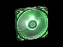 ID-COOLING PL-12025G 120mm Green LED PWM Fan