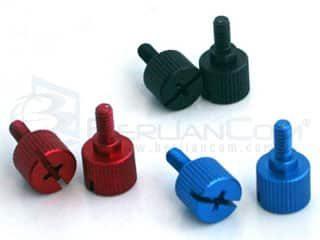 PCCooler B04 Thumbscrew Black (10pcs per pack)