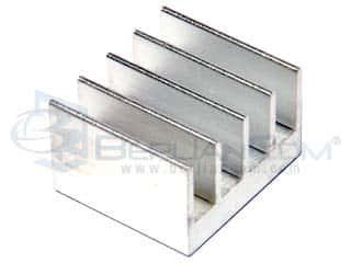 PCCooler B17 Aluminium Ramsink (8pcs per pack)