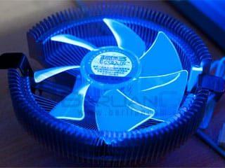 PCCooler SPA92 LED Fan 87mm